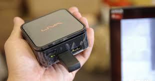 ECS chính thức ra mắt dòng Mini PC nhỏ nhất thế giới, LIVA Q tại ...