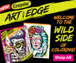 Small Picture Art With Edge Graffiti Coloring Page crayolacom