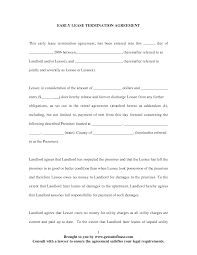 other template category page com 13 photos of early lease termination agreement