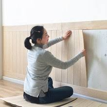 Best value Decorative Vinyl for Wall <b>Wood</b> – Great deals on ...