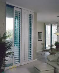 patio doors with blinds between the glass: window treatment ideas sliding glass door sliding glass door window treatments for a kitchen
