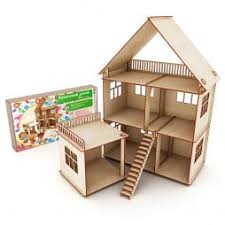 <b>Кукольные домики и</b> мебель
