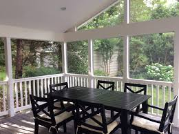 covered patio freedom properties: montgomery county screened porches img  montgomery county screened porches