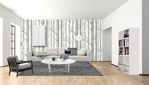 beyond furniture get the look woods wallpaper beyond furniture