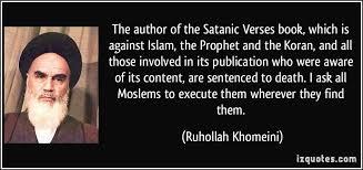 「The Satanic Verses」の画像検索結果