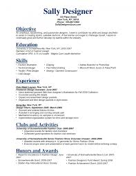 fashion designer resume sample template fashion designer resume sample