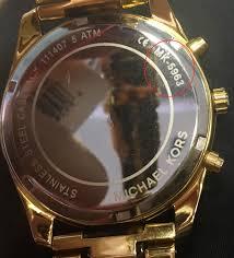 Ремешки и браслеты для <b>часов Michael Kors</b>