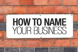 Top 3 Mistakes To Avoid When Naming your Business