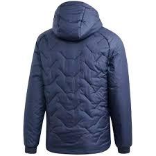 <b>Куртка мужская BTS Winter</b>, синяя | Рекламная группа - Мотор