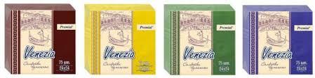 <b>Premial Venezia Салфетки декоративные</b> однослойные ...