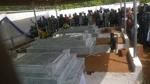 Image result for photos of late Ocholi's burial