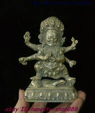 <b>Tibetan Silver</b> Statue Chinese Antiques for sale | eBay