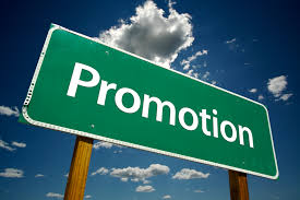 steps to your next promotion