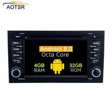 Android <b>for Audi A4</b> 2007