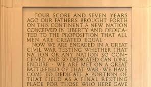 Seven Score and Seven Years Ago  What You Don     t Know About the     summary of the gettysburg address essay