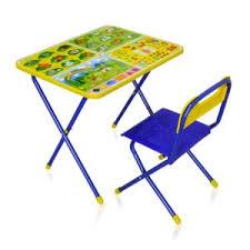 <b>Набор мебели Ника</b> Стол и стульчик | Отзывы покупателей