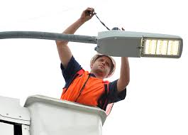 <b>Newton</b> considering <b>LED lights</b> throughout city - News - Wicked ...