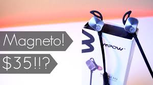 Best Budget Bluetooth Earbuds? - <b>MPOW Magneto</b>! - YouTube
