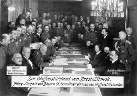 """Résultat de recherche d'images pour """"traité de Brest-Litovsk"""""""