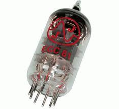 Электронная <b>лампа JJ Electronic</b> ECC81 / <b>12AT7</b> | Купить с ...