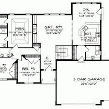 Likeable House Plans With Open Floor Plan Design With Bedroom    Amusing house plans   open floor plan design as open floor plans for ranch homes design