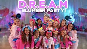 <b>JoJo Siwa</b> - DREAM *The Slumber Party* (Official Music Video)