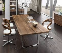 wood extendable dining table walnut modern tables: luxury natural dining table love modern wood tables