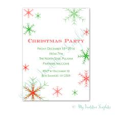 christmas invitation templates diy christmas invitation printables snowflake christmas invitation template