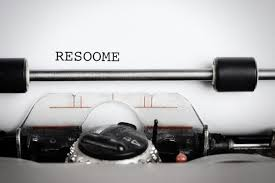 common resume mistakes for new grads hometown showcase typewriter making resume spelling mistake