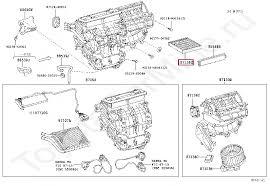 <b>Салонный фильтр</b> на Ленд Крузер Прадо 150