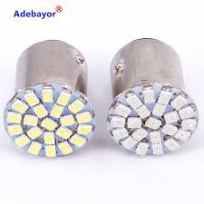 1X <b>24v 1157</b> BAY15D P21/4W P21/5W 7528 3020 SMD 1206 <b>LED</b> ...