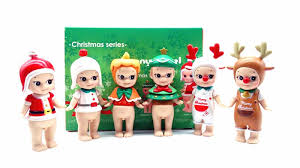 New Original 6pcs/set Anime Sonny Angel Kewpie Doll 8cm <b>PVC</b> ...
