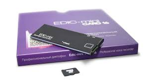 Купить <b>диктофон Edic</b>-<b>mini CARD16 A95</b>