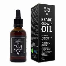 Купите <b>масло для роста</b> бороды Trius с красным перцем в Москве