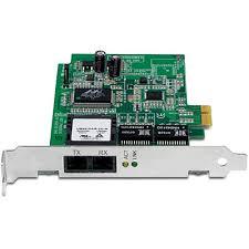 <b>Gigabit Fiber PCI Express</b> Adapter - TRENDnet TEG-ECSX