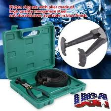 <b>Car Auto Engine Piston Ring</b> Compressor Plier <b>Repair</b> Tools Kit ...