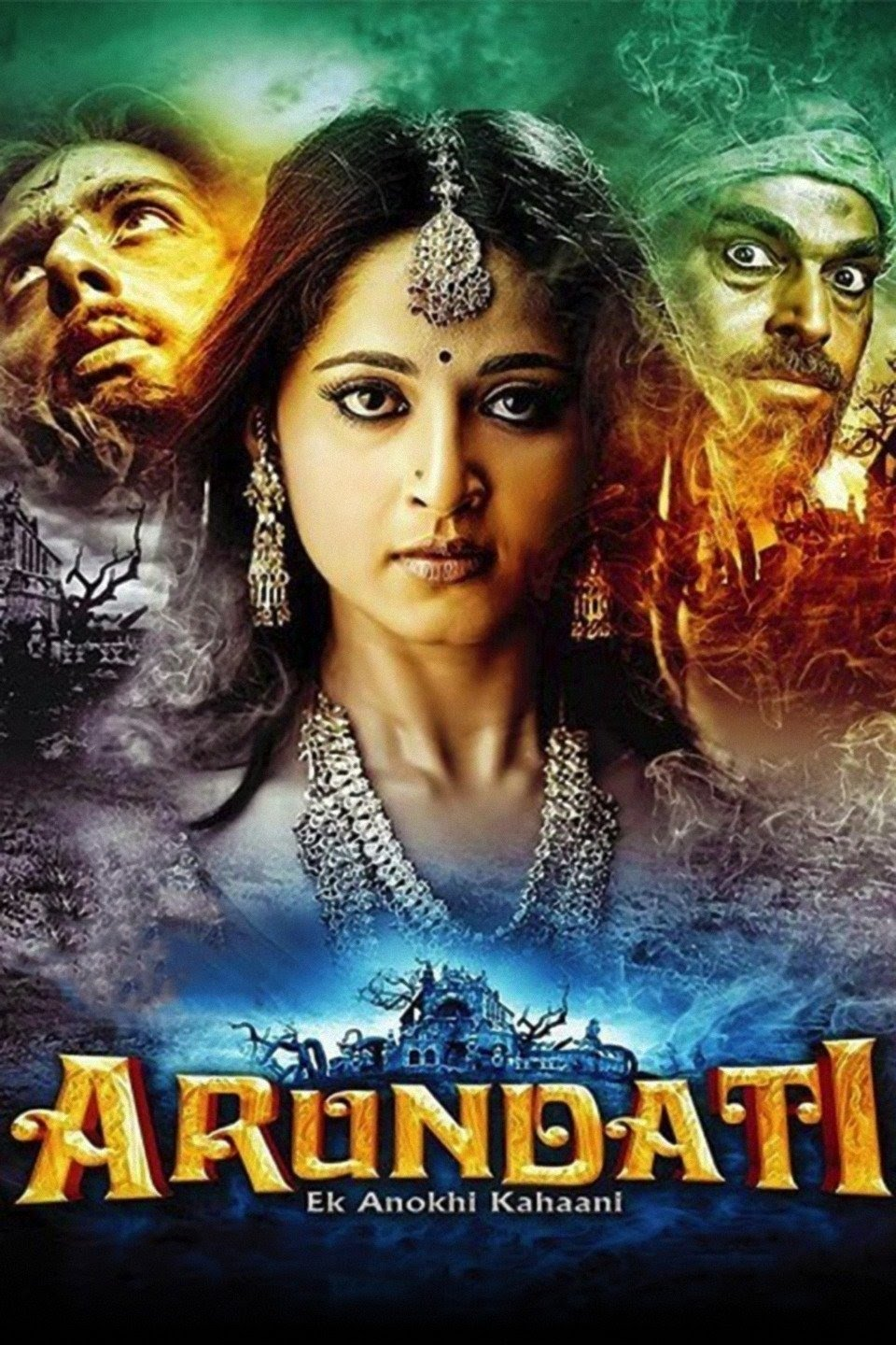 Download Arundhati (2009) Hindi Dubbed 480p | 720p