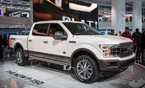 2018 Ford F-150 Revealed with Diesel Power – News – Car and ...