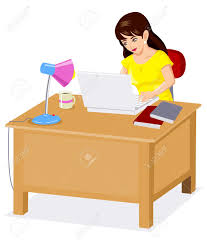 Bildergebnis für Mädchen computer clipart