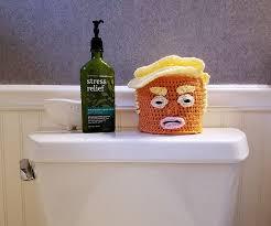 <b>Trump Toilet</b> Paper Cover Crochet <b>Pattern</b> | Jen's <b>a</b> Little Loopy