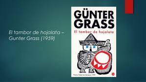 Resultado de imagen de el tambor de hojalata gunter grass