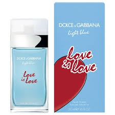 <b>Light Blue Love</b> Is Love Pour Femme Eau de Toilette ...