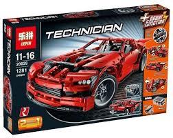 <b>Конструктор LEPIN 20028 Суперавтомобиль</b> Super car – купить в ...
