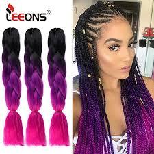 <b>Leeons</b> Cheap And Popular 24 Inch Jumbo Long Crochet Braid Hair ...