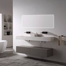 <b>Wall Mounted Cabinet</b> TLB150 - 150x43x28cm - Two colours available