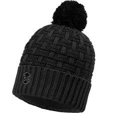 <b>BUFF</b>® <b>Knitted</b> & Polar Hat AIRON black (BU 111021.999.10.00 ...