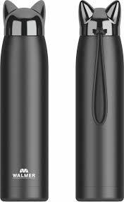 <b>Термос Walmer Black</b> Cat, W24606325, черный, 320 мл — купить ...