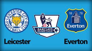 Hasil gambar untuk logo Leicester City Vs Everton