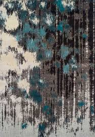 dalyn rugs modern greys mg teal teal '  '  area rug  area