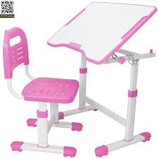Комплект <b>парта</b> и стул <b>Fundesk Sole II</b> (Розовый) купить за 8050 ...